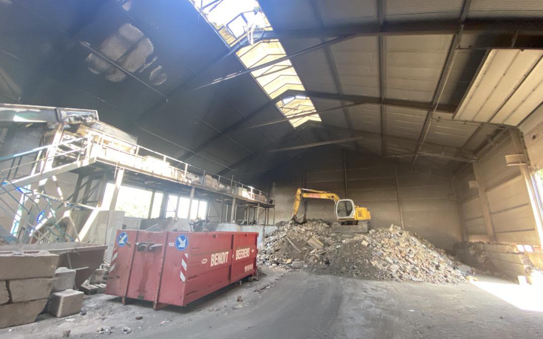 Assainissement et décontamination des établissements Beerens